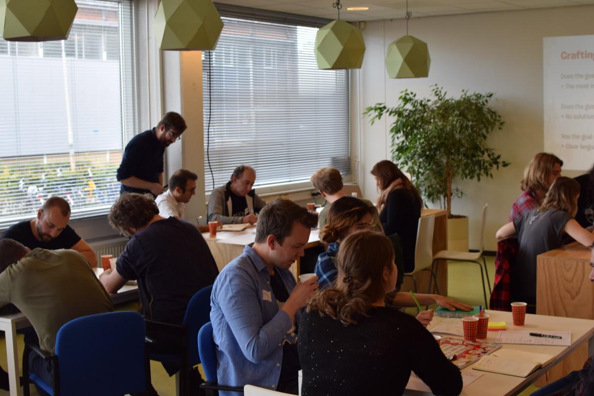 Classroom Design Overview ~ Game bakery nieuws